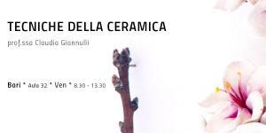 Tecniche della Ceramica