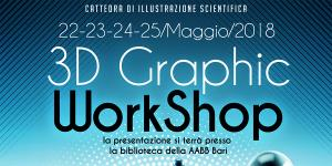 3D Graphic Workshop con Joseph Ciccariello