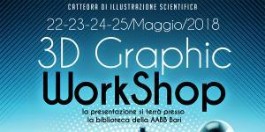 3D Graphic Workshop con Joseph Ciccariello