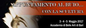 Appuntamento al buio…con la Scultura - workshop