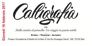Workshop : Calligrafia - con Pentel