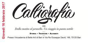 Workshop : Calligrafia - con Pentel