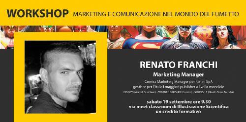 Marketing e Comunicazione nel mondo del fumetto