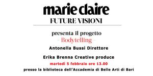 MARIE CLAIRE - Future visioni