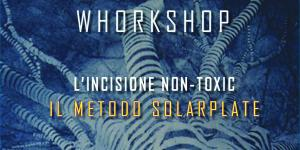 Workshop - L'incisione non toxic