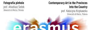 Due Workshop a Mola con docenti Erasmus