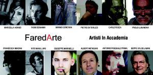 FaredArte * Artisti in Accademia