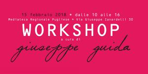 Workshop con Giuseppe Guida - Graphic Novel