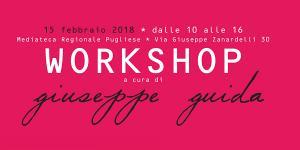 Workshop con Giuseppe Guida - Graphic Novel